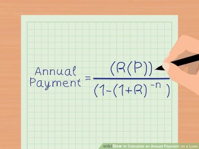 2 Easy Ways to Calculate an Annual Payment on a Loan