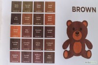 How to Mix Paint Colors to Make Brown: 9 Steps (with Pictures)