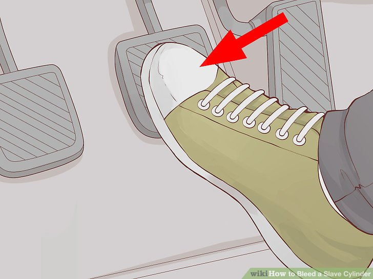 How to Bleed a Slave Cylinder 14 Steps (with Pictures) - wikiHow