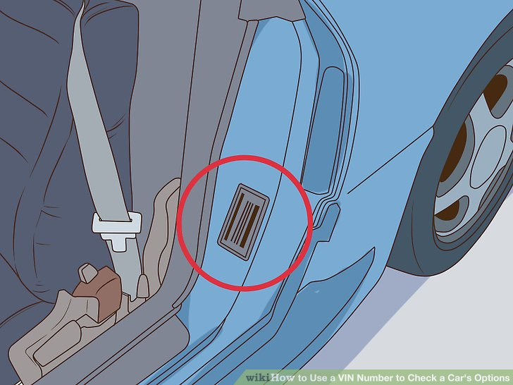 4 Ways to Use a VIN Number to Check a Car\u0027s Options - wikiHow