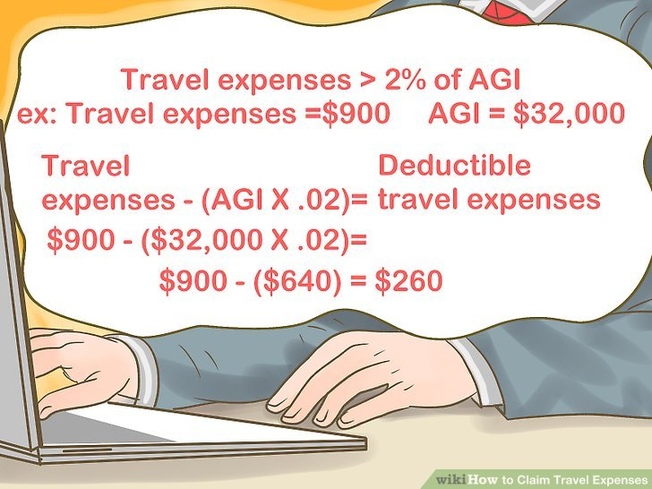 3 Ways to Claim Travel Expenses - wikiHow