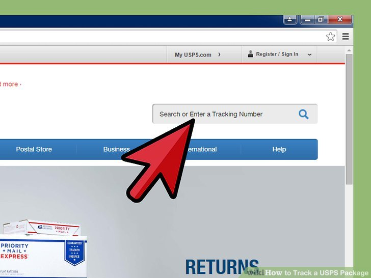 2 Easy Ways To Track A Usps Package With Pictures