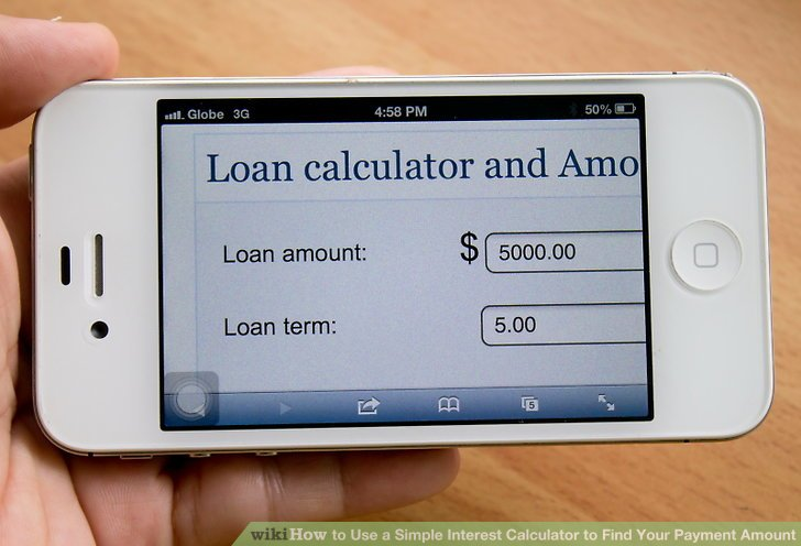 How to Use a Simple Interest Calculator to Find Your Payment Amount - Simple Interest Car Loan Amortization Schedule