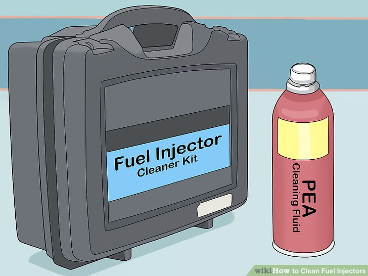How to Clean Fuel Injectors 12 Steps (with Pictures) - wikiHow