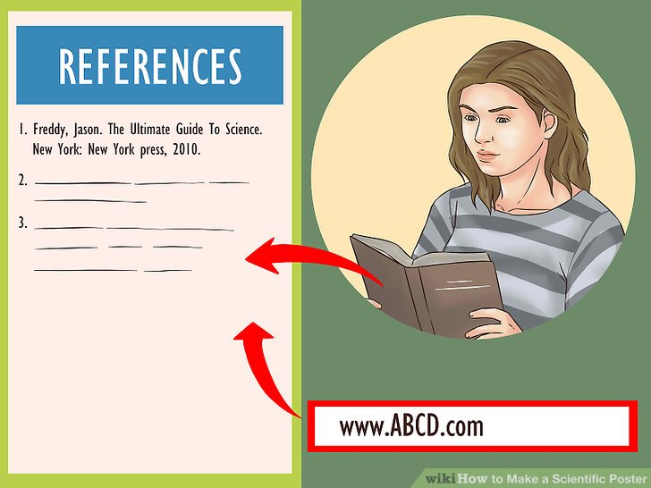 How to Make a Scientific Poster (with Pictures) - wikiHow