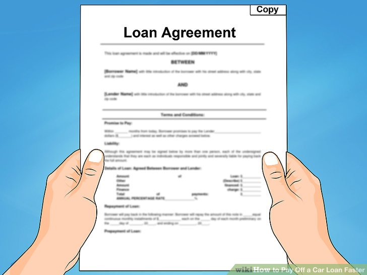 How to Pay Off a Car Loan Faster 15 Steps (with Pictures)