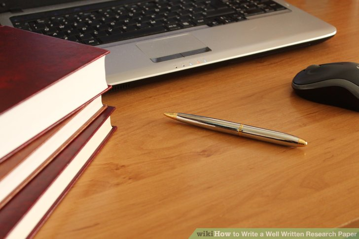 How to Write a Well Written Research Paper 8 Steps - research paper