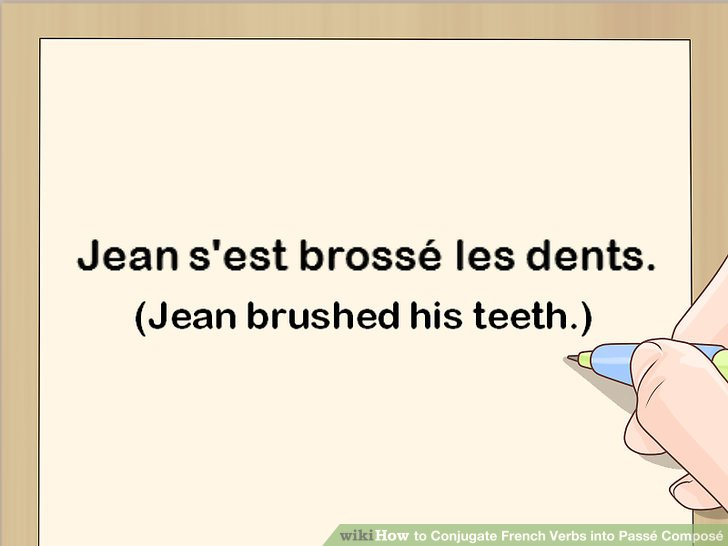 4 Ways to Conjugate French Verbs into Passé Composé - wikiHow