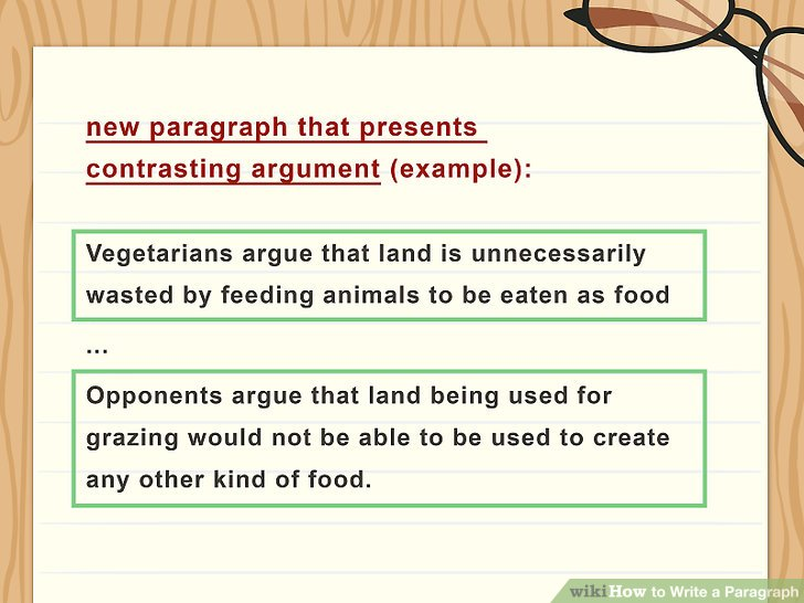 How to Write a Paragraph (with Sample Paragraphs) - wikiHow