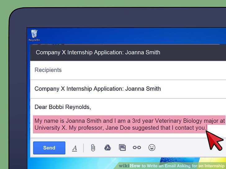 what write in email when sending cv