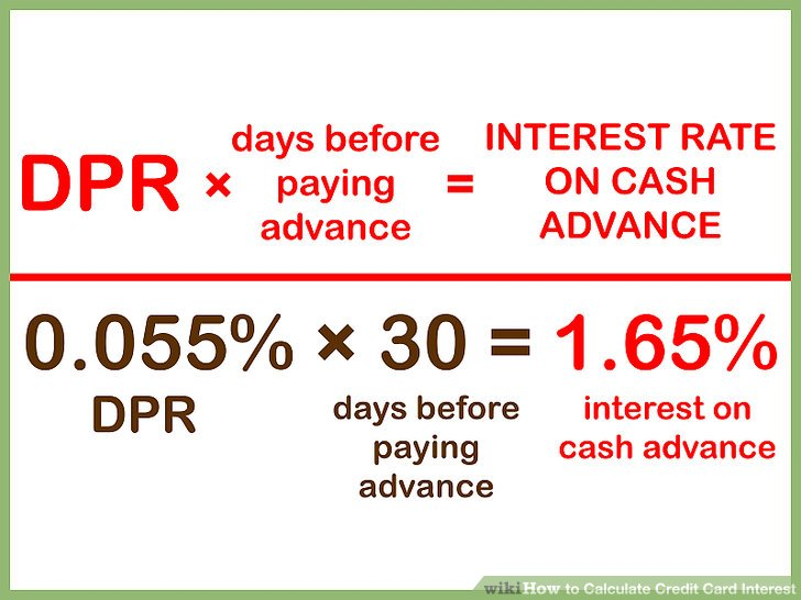5 Easy Ways to Calculate Credit Card Interest - wikiHow