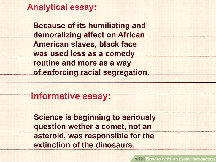 example introduction for an essay example introduction essay twenty - essays examples