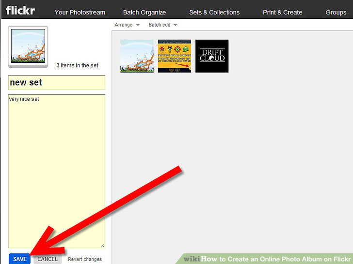 How to Create an Online Photo Album on Flickr 9 Steps