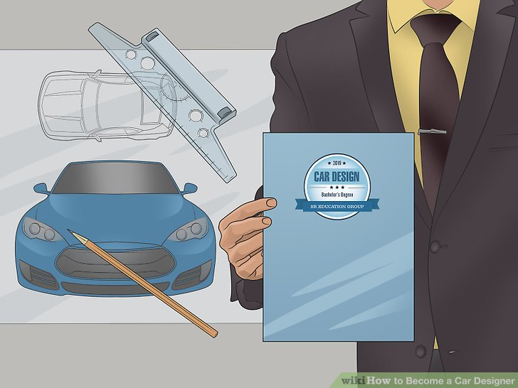 How to Become a Car Designer 11 Steps (with Pictures) - wikiHow