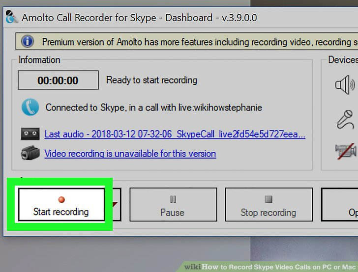 How to Record Skype Video Calls on PC or Mac 7 Steps