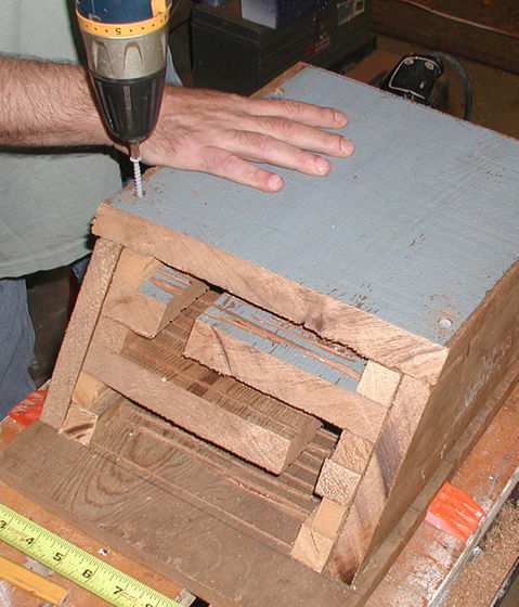 How to Build a Bat Box (with Pictures) - wikiHow - bat template