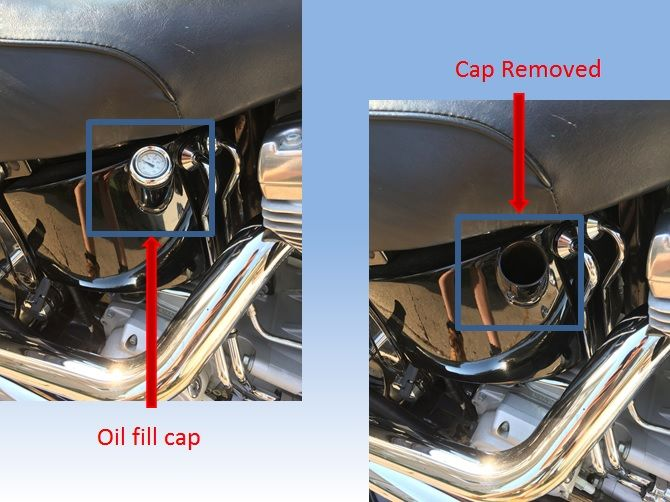 How to Perform an Oil Change on a Harley Davidson Twin Cam Engine