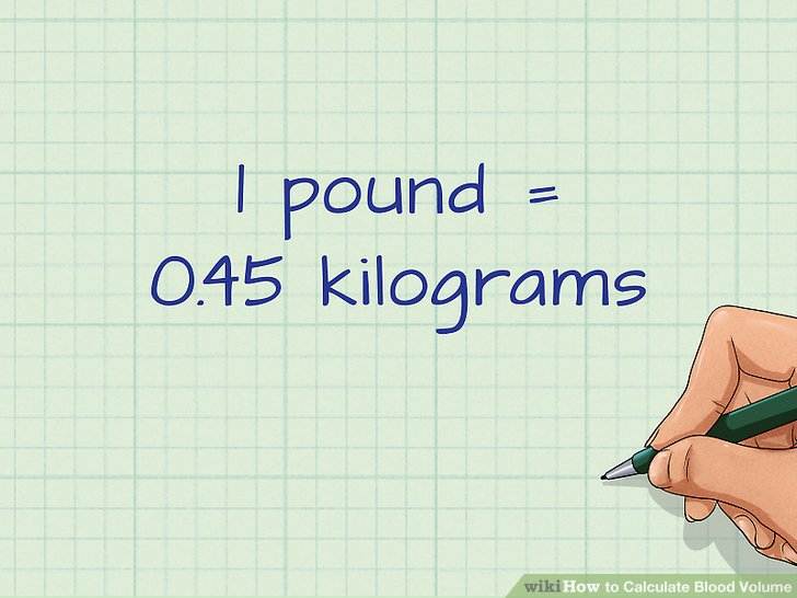 3 Ways to Calculate Blood Volume - wikiHow
