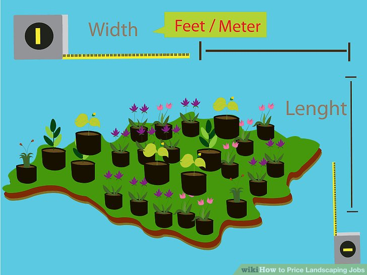 How to Price Landscaping Jobs 9 Steps (with Pictures) - wikiHow
