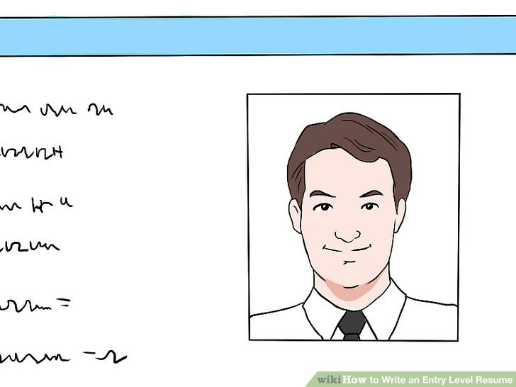 3 Ways to Write an Entry Level Resume - wikiHow