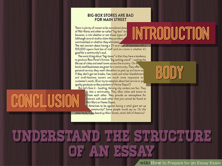 How to Prepare for an Essay Exam 11 Steps (with Pictures)