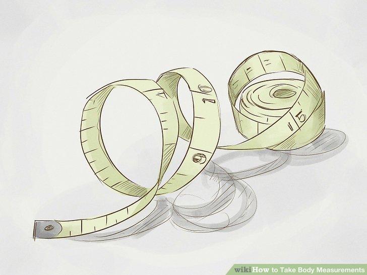 4 Ways to Take Body Measurements - wikiHow