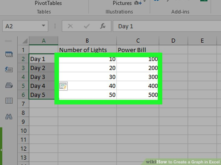 How to Create a Graph in Excel (with Download Sample Graphs)