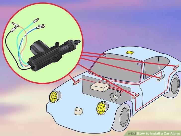 Car Alarm Diagrams Electronic Schematics collections