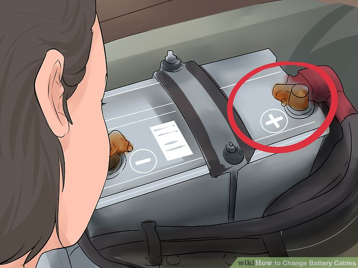 How to Change Battery Cables (with Pictures) - wikiHow