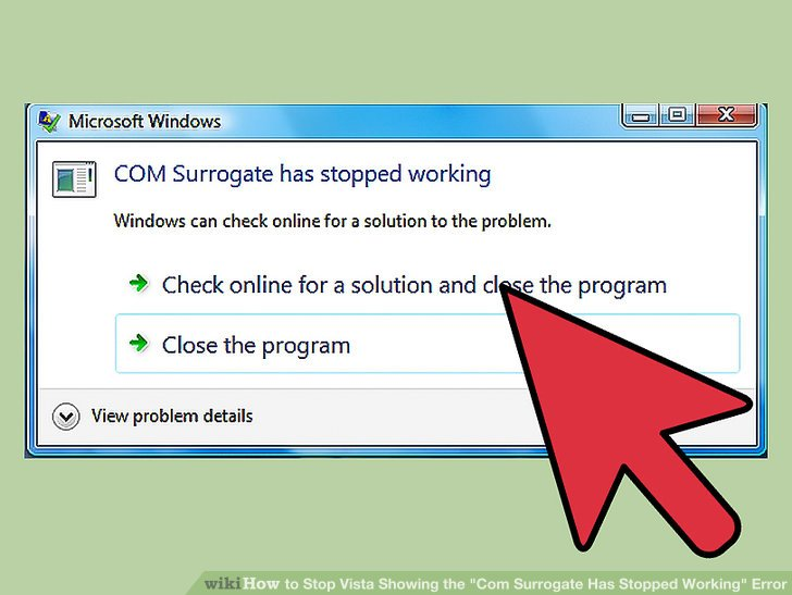 3 Ways to Stop Vista Showing the \