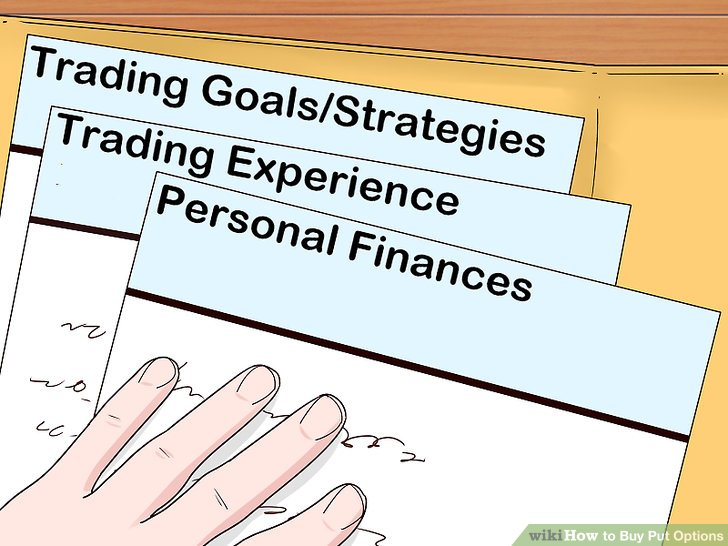 How to Buy Put Options 14 Steps (with Pictures) - wikiHow