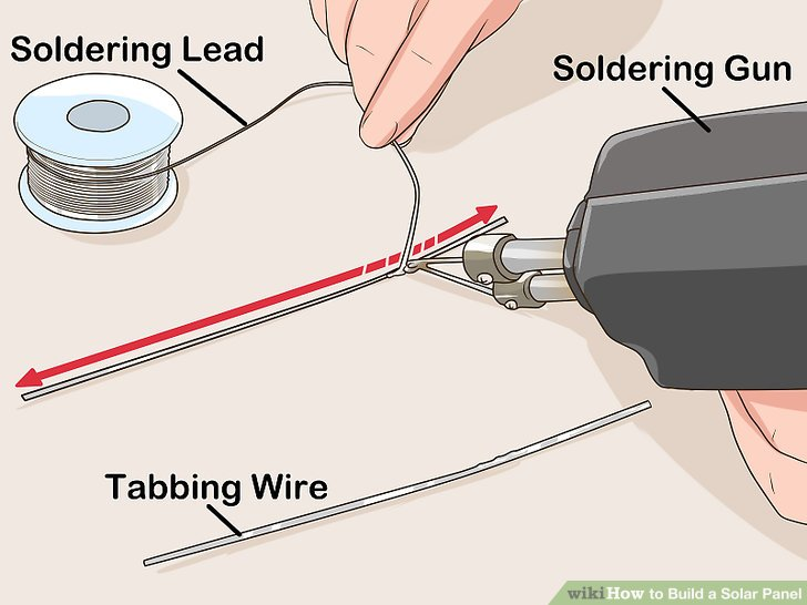 How to Build a Solar Panel (with Pictures) - wikiHow
