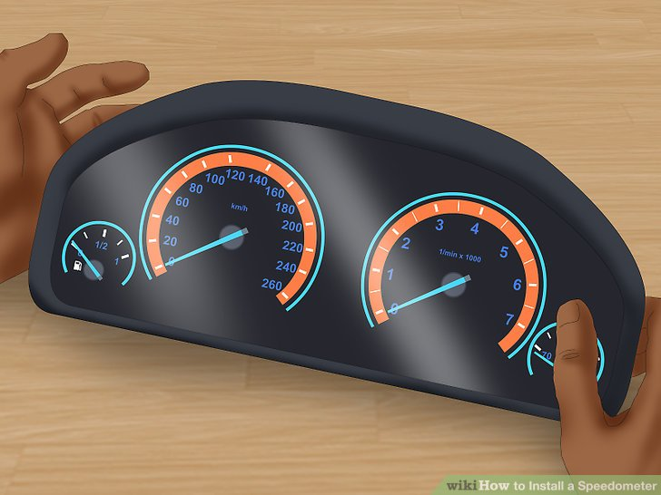 How to Install a Speedometer 15 Steps (with Pictures) - wikiHow