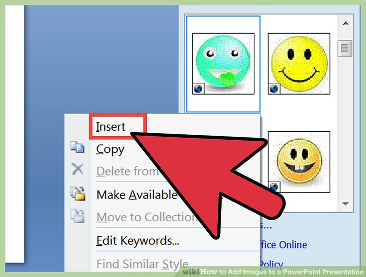 3 Ways to Add Images to a PowerPoint Presentation - wikiHow - Powerpoint Presentation
