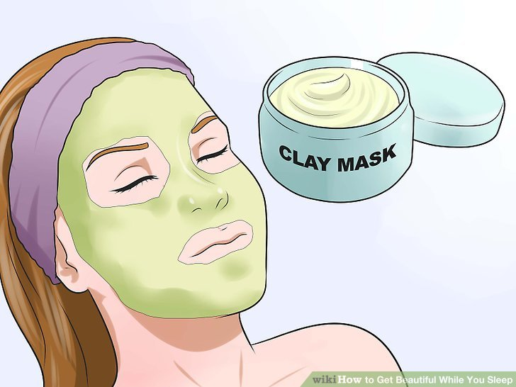 3 Ways To Get Beautiful While You Sleep Wikihow