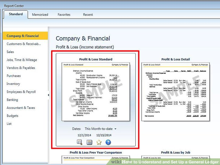 How to Understand and Set Up a General Ledger 15 Steps