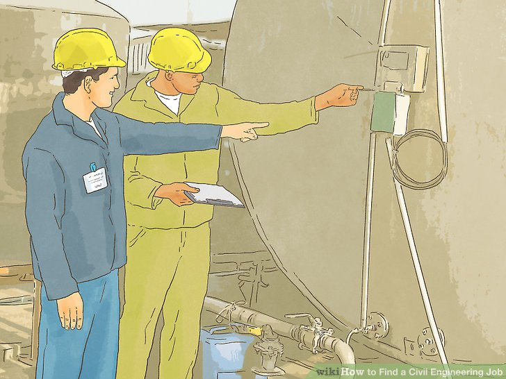 How to Find a Civil Engineering Job 13 Steps (with Pictures)