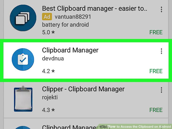 How to Access the Clipboard on Android 9 Steps (with Pictures)
