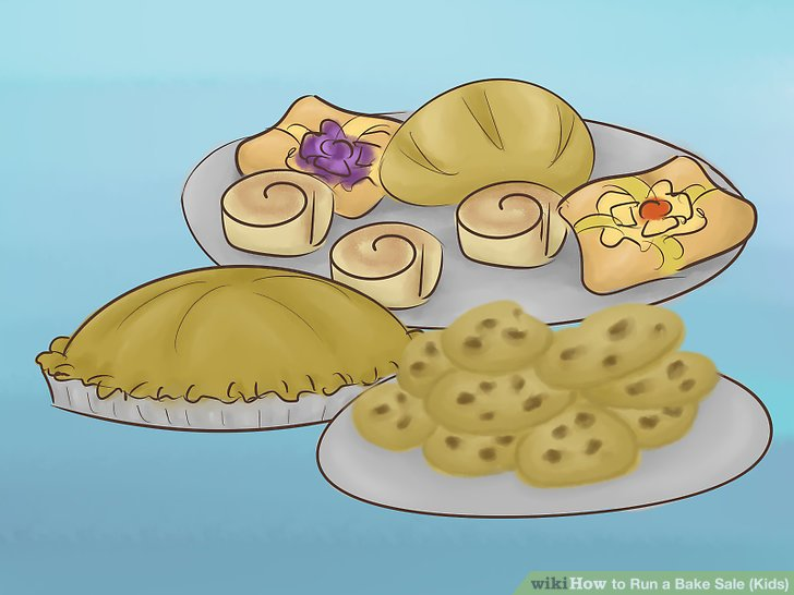 How to Run a Bake Sale (Kids) 9 Steps (with Pictures) - wikiHow