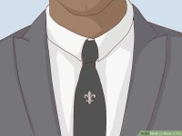 How to Wear a Pin: 14 Steps (with Pictures) - wikiHow