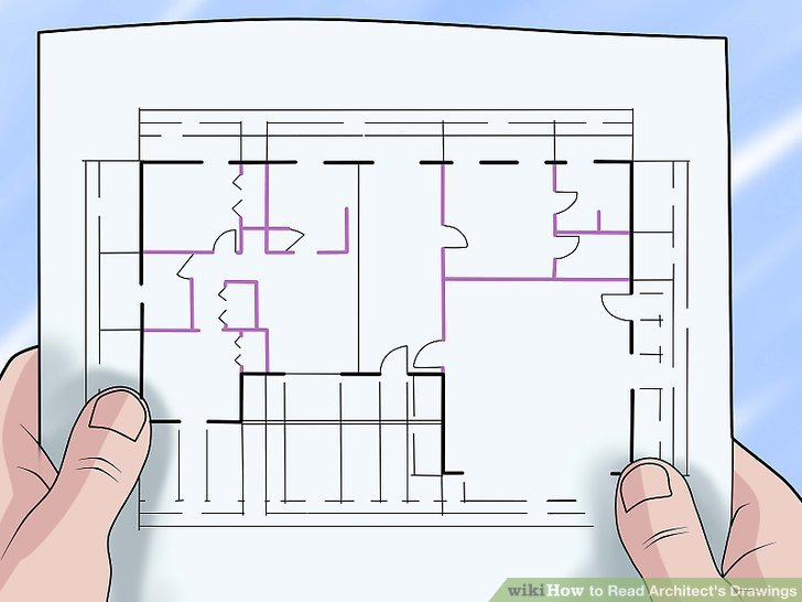 How to Read Architect\u0027s Drawings (with Pictures) - wikiHow
