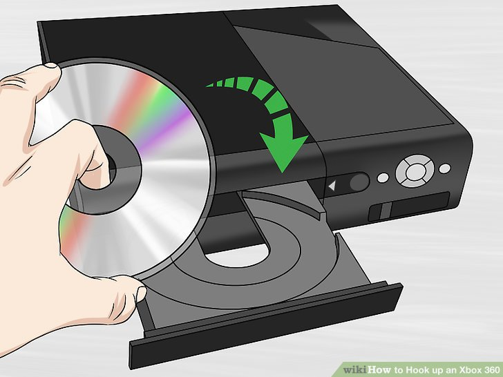 How to Hook up an Xbox 360 11 Steps (with Pictures) - wikiHow