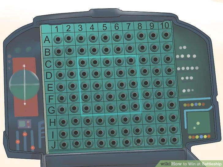 3 Ways to Win at Battleship - wikiHow - sample battleship game