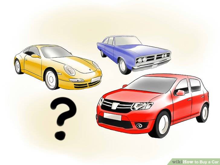 How to Buy a Car (with Pictures) - wikiHow