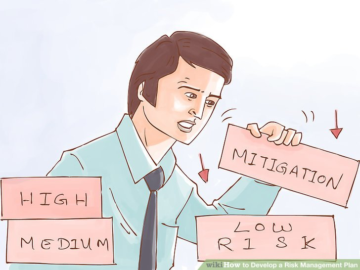 How to Develop a Risk Management Plan (with Pictures) - wikiHow