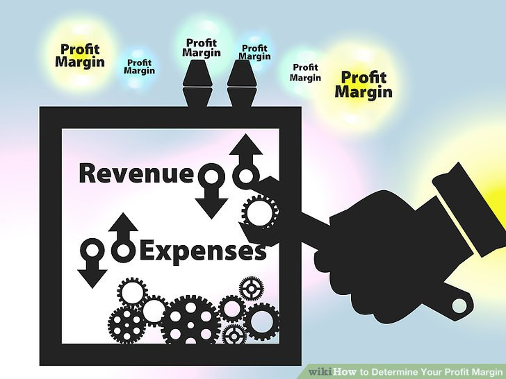How to Determine Your Profit Margin 9 Steps (with Pictures) - profit & loss sheets