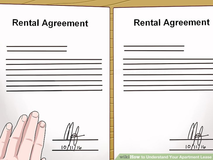 How to Understand Your Apartment Lease (with Pictures) - wikiHow
