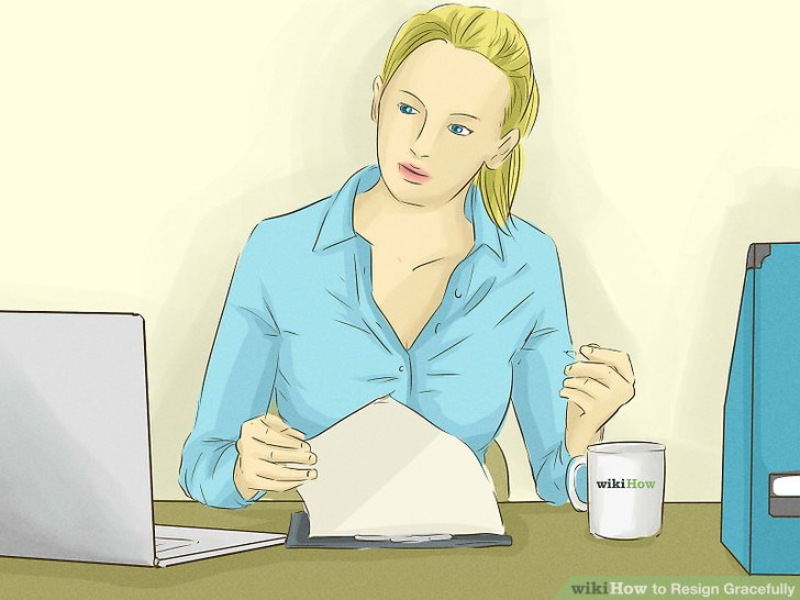How to Resign Gracefully (with Sample Resignation Letters)