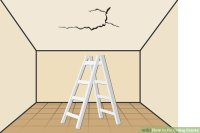 How to Fix Ceiling Cracks: 13 Steps (with Pictures) - wikiHow