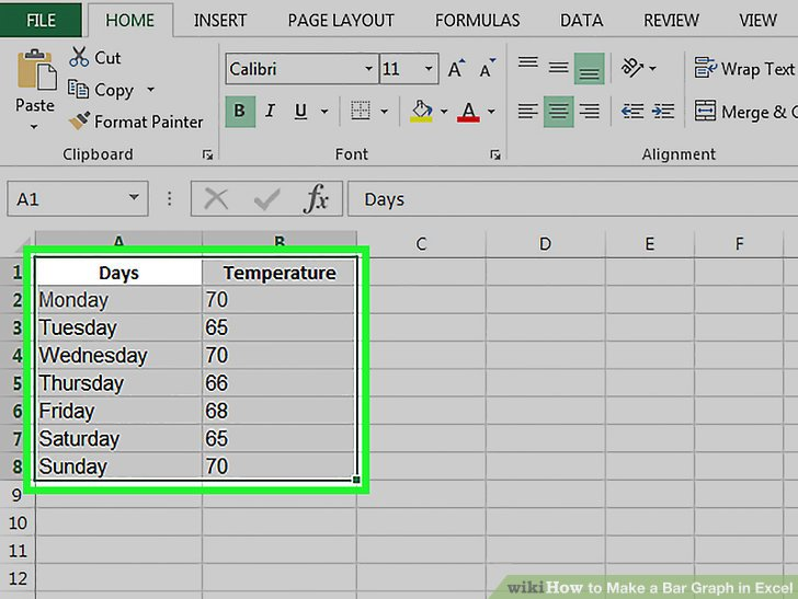 how to graph on excel - Onwebioinnovate - How To Graph Excel